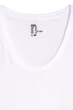 T-shirt - White - Men | H&M CN 4